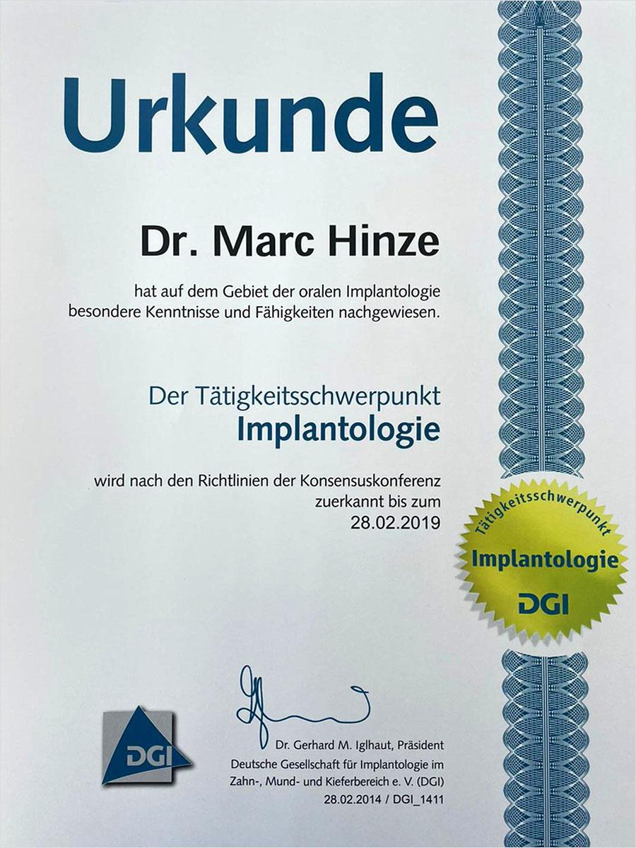 Certificate-Spezialist-Dr-Marc-Hinze-DGI